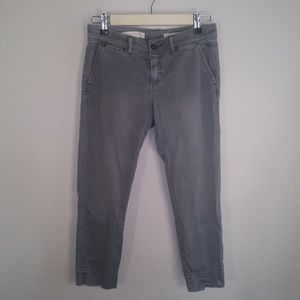 🌞Pilcro & the Letterpress Crop Pant Sz 26P